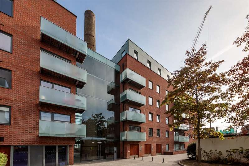 2 Bedrooms Flat for sale in Tiltman Place, Hornsey Road, London, N7
