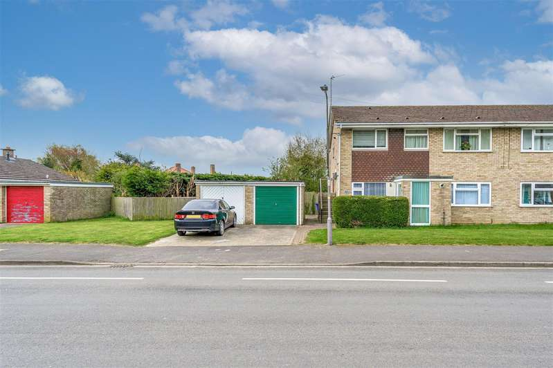 2 Bedrooms Flat for sale in Sheriff Way, Boston
