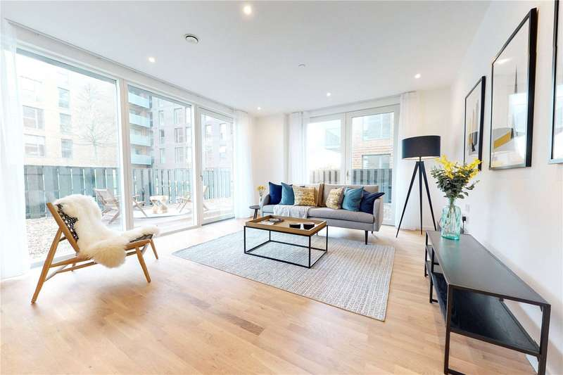 2 Bedrooms Apartment Flat for sale in Deptford, London, SE83QQ