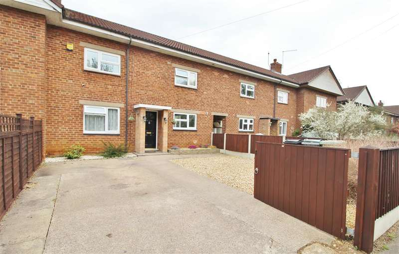 3 Bedrooms Terraced House for sale in Meres Road, Grantham