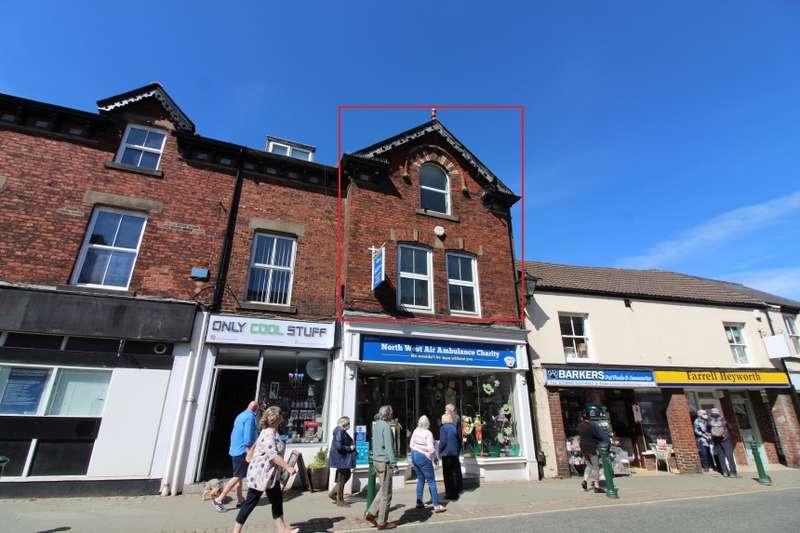 2 Bedrooms Maisonette Flat for sale in Flat 1A Stoops Hall Yard, High Street, Garstang, Preston, Lancashire