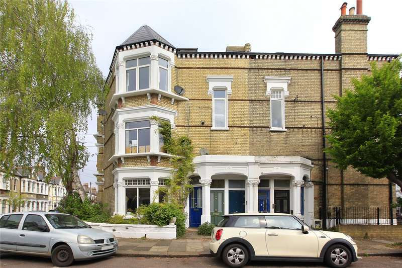 2 Bedrooms Flat for sale in Longbeach Road, Battersea, London, SW11
