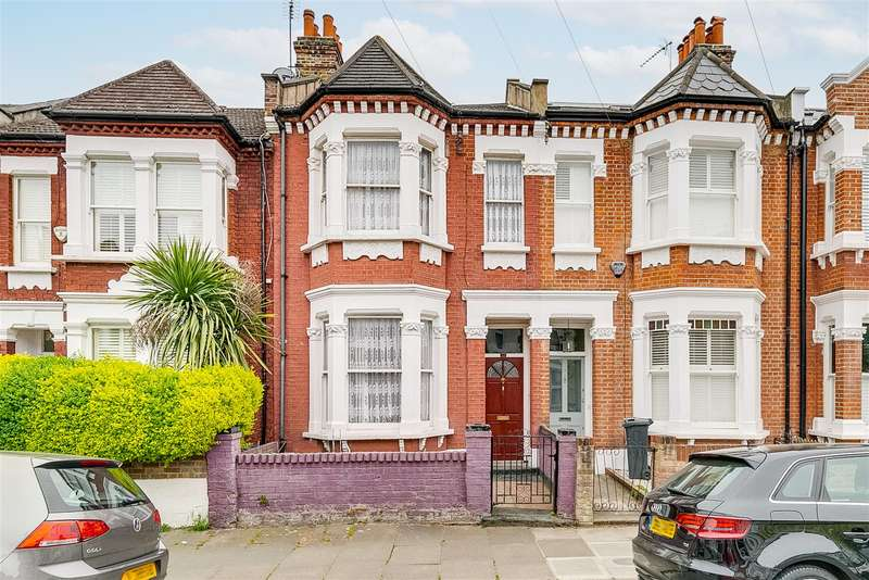 3 Bedrooms Terraced House for sale in Wilton Avenue, London W4