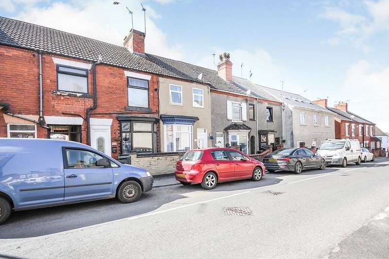 3 Bedrooms Terraced House for sale in Kirkhill, Shepshed, Loughborough, LE12