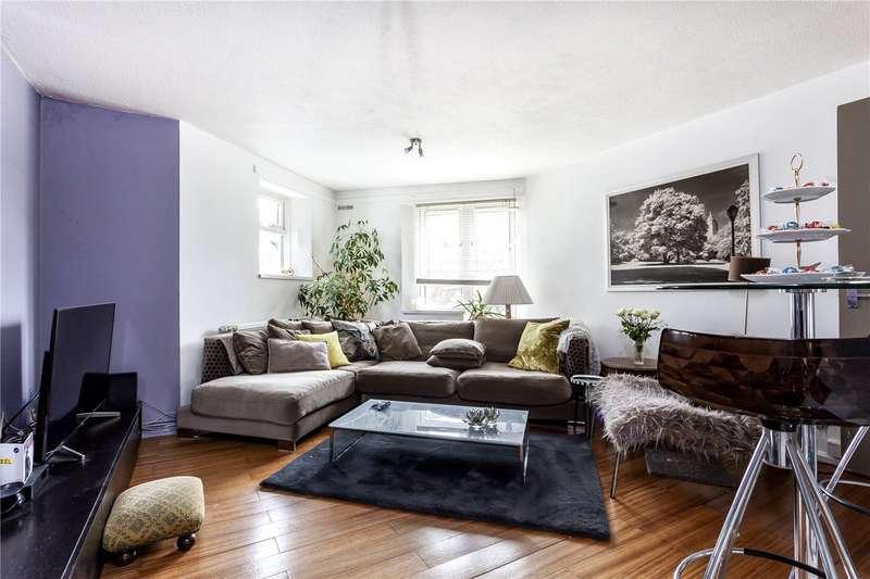 3 Bedrooms Flat for sale in King Henrys Walk, London, N1