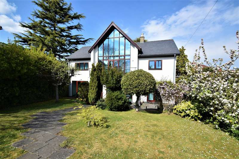 4 Bedrooms Detached House for sale in The Drive, Henleaze, Bristol