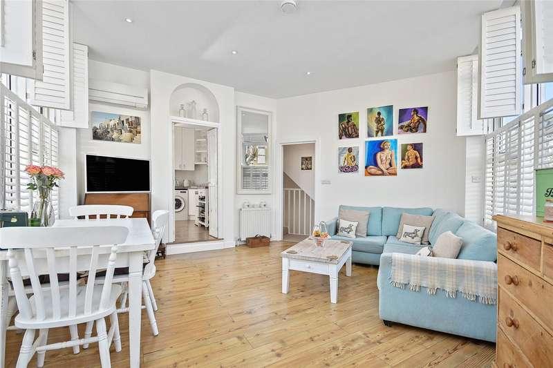 2 Bedrooms Flat for sale in Dalling Road, Brackenbury Village, London, W6