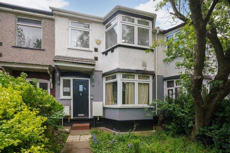6 Bedrooms House for sale in Waverley Gardens, London, NW10