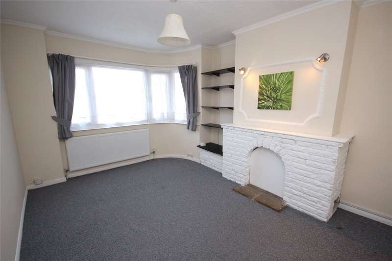 2 Bedrooms Maisonette Flat for sale in Tomswood Hill, Ilford, IG6