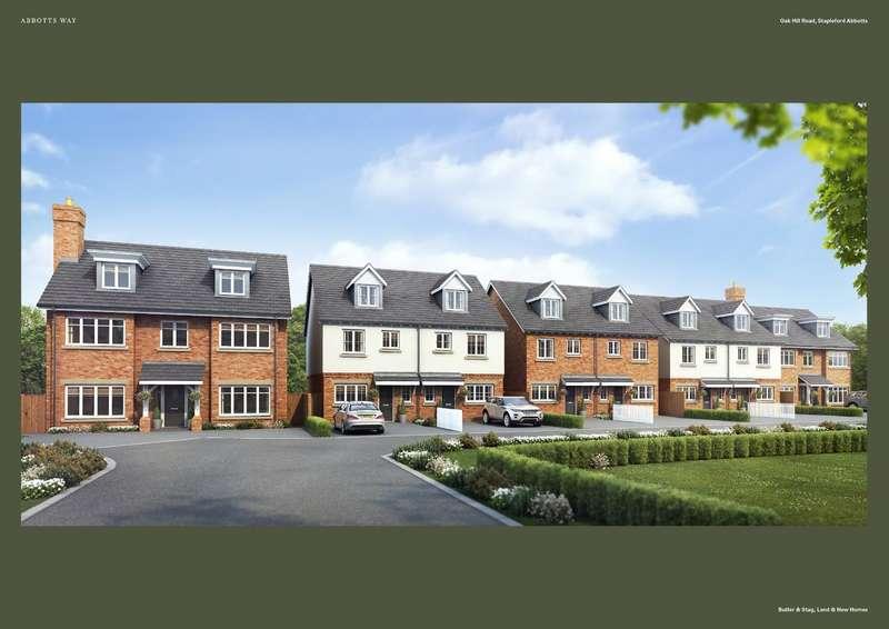 3 Bedrooms House for sale in Oak Hill Road, Stapleford Abbotts, Romford
