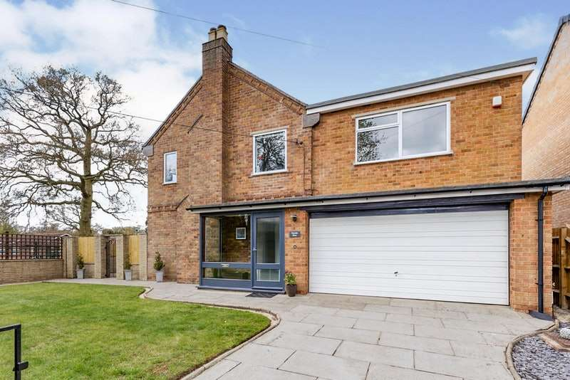 3 Bedrooms Detached House for sale in Silver Street, Wragby, Lincolnshire, LN8
