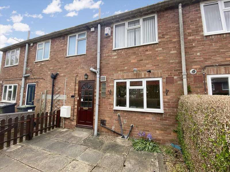 3 Bedrooms Terraced House for sale in Buttler Way, Sleaford