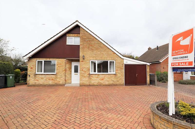4 Bedrooms Bungalow for sale in Astwick Road, Lincoln