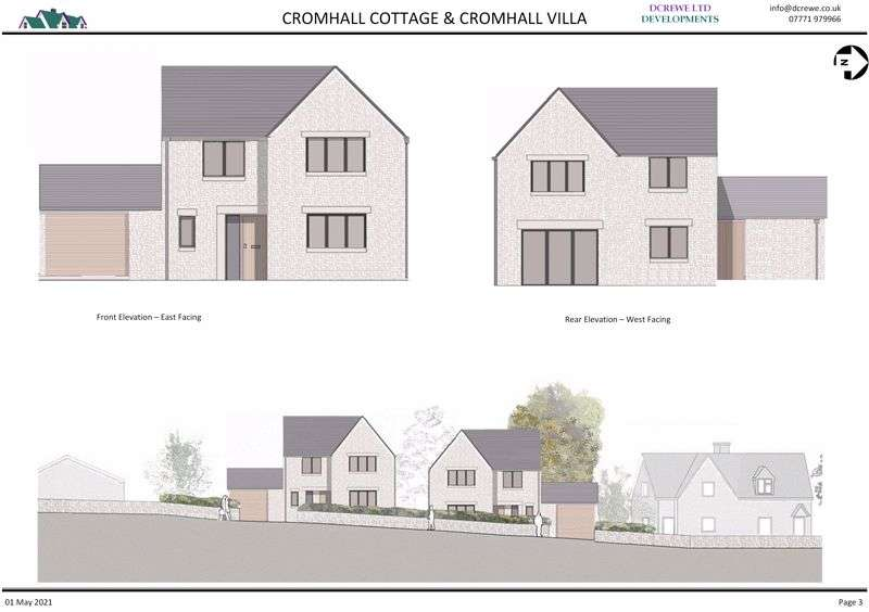4 Bedrooms Property for sale in Bristol Road, Cromhall, Wotton-Under-Edge