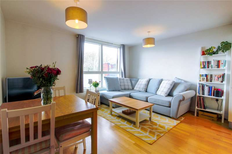1 Bedroom Property for sale in Queen Square Apartments, Bell Avenue, Bristol BS1