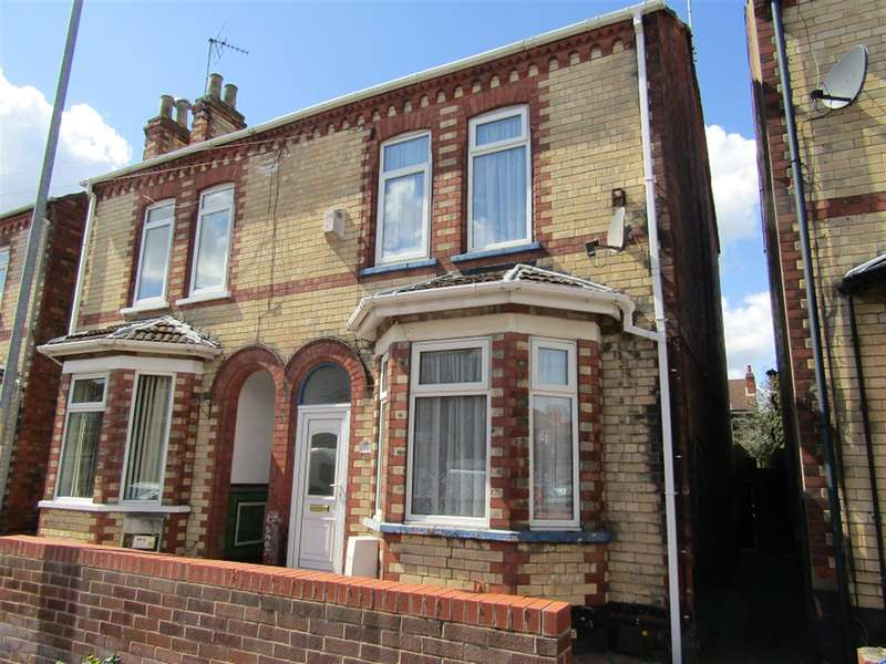 3 Bedrooms Semi Detached House for sale in Asquith Street, Gainsborough, DN21 2PQ
