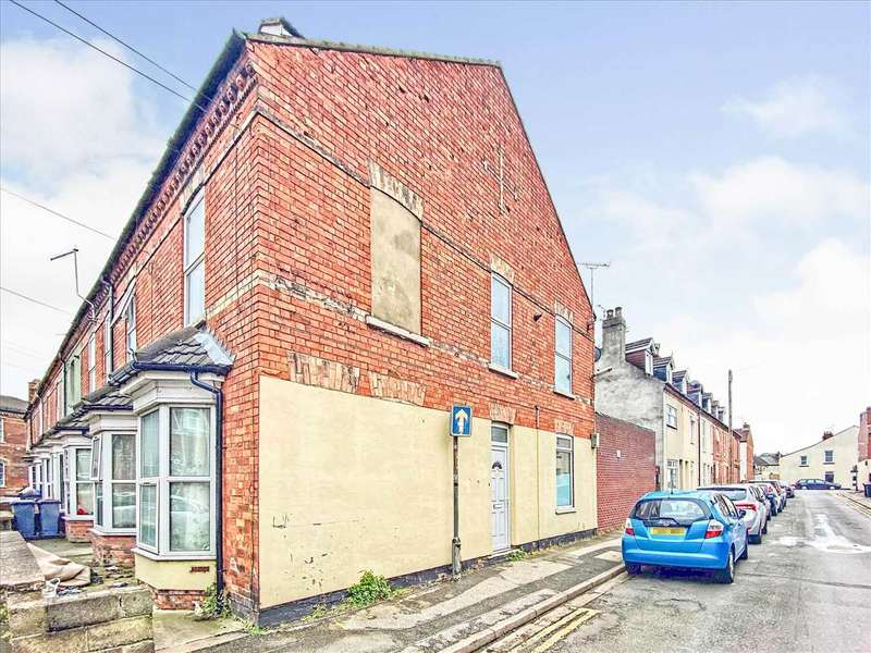3 Bedrooms End Of Terrace House for sale in Ripon Street, Lincoln, Lincoln