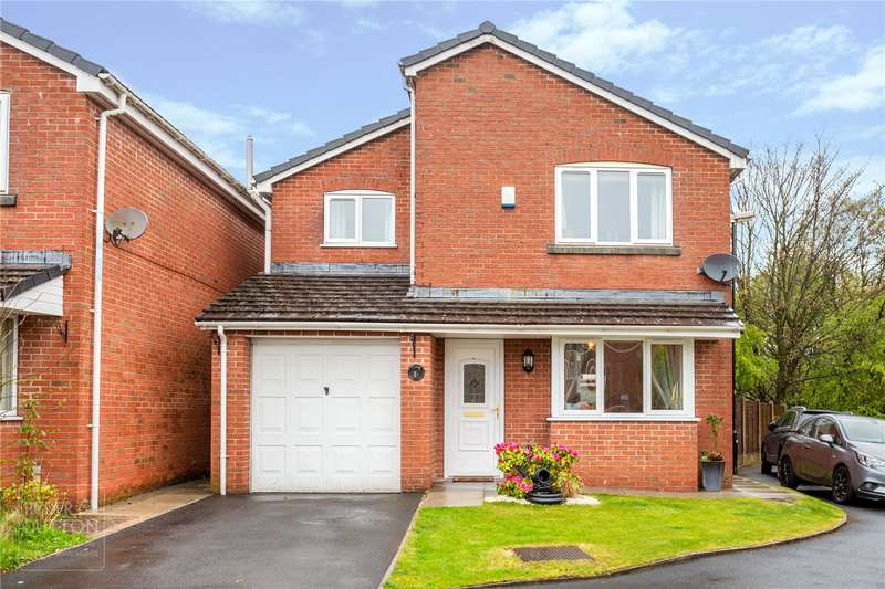4 Bedrooms Detached House for sale in Westridge Chase, Royton, Oldham, OL2