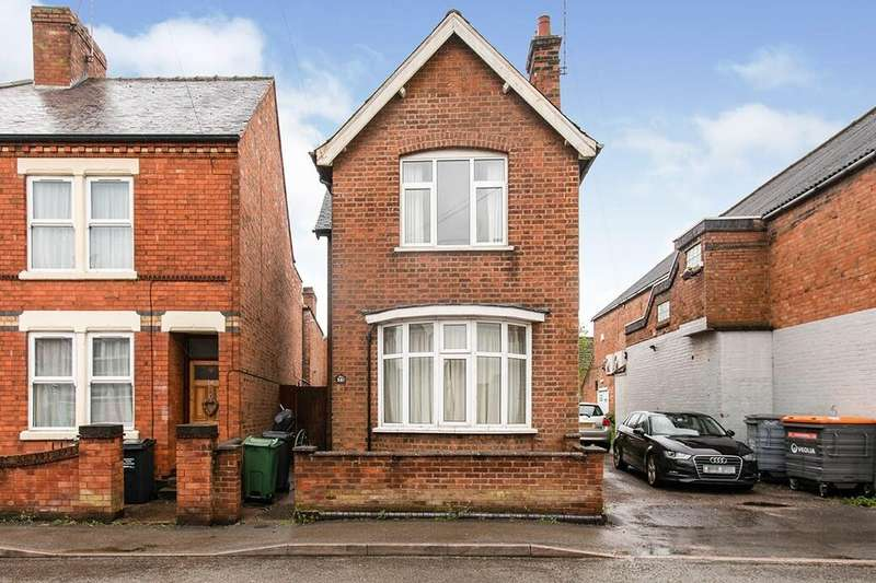 3 Bedrooms Detached House for sale in Swan Street, Sileby, Loughborough, LE12