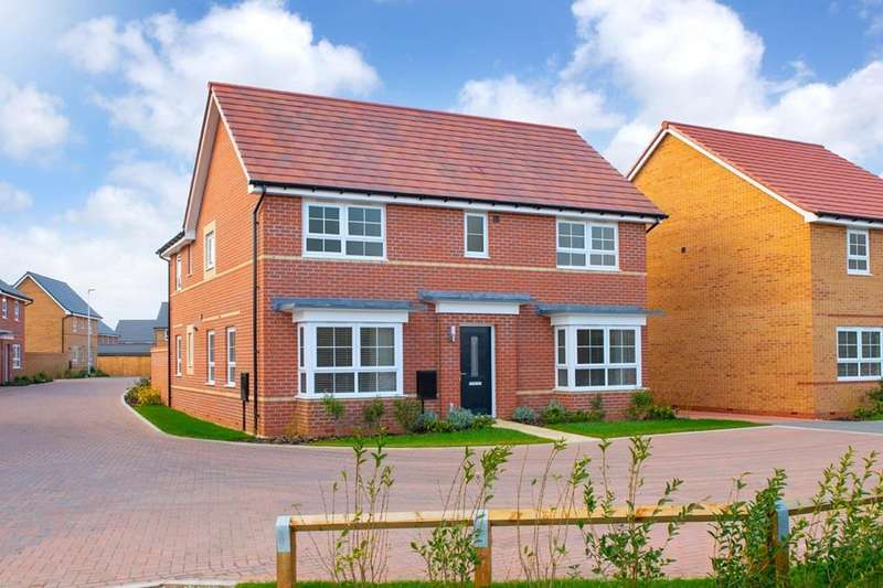 4 Bedrooms House for sale in Alnmouth, Romans' Quarter, Dunsmore Avenue, Bingham, NG13 7AB