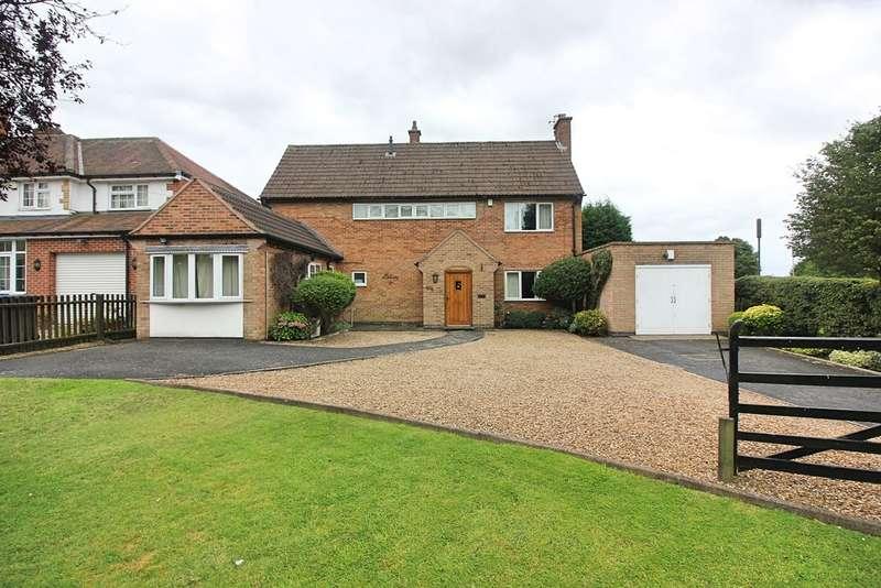 4 Bedrooms Detached House for sale in Scraptoft Lane, Scraptoft, Leicester