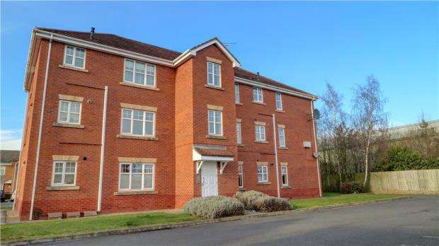 2 Bedrooms Apartment Flat for sale in Brush Drive, Loughborough, Leicestershire