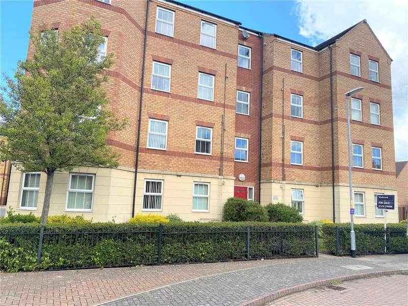 2 Bedrooms Flat for sale in Kedleston Road, Grantham, NG31