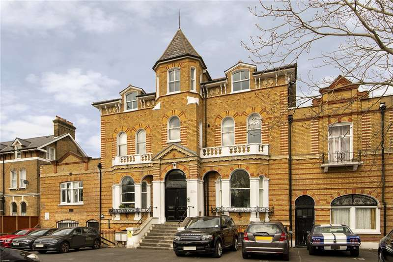 2 Bedrooms Flat for sale in Leigham Court Road, London, SW16