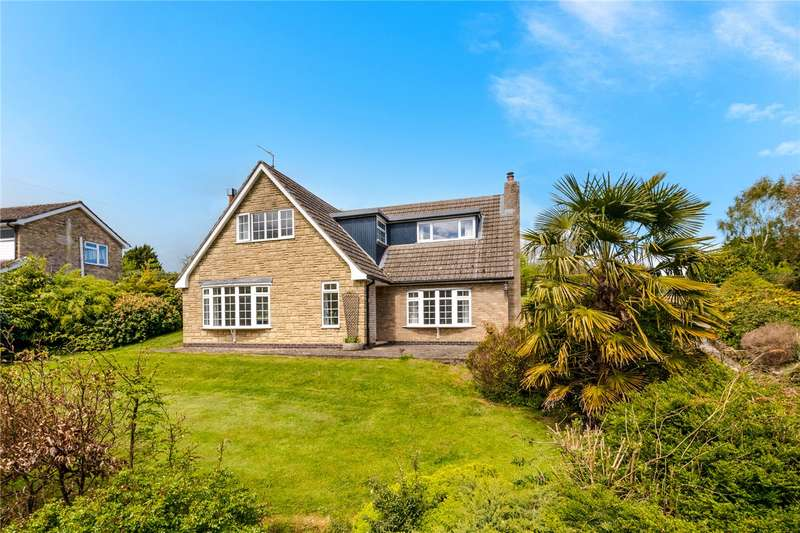 3 Bedrooms Detached House for sale in Toft, Bourne, PE10