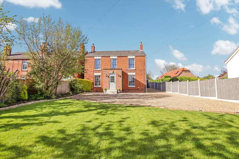 3 Bedrooms Detached House for sale in Holme Lea , Barff Road, Potterhanworth
