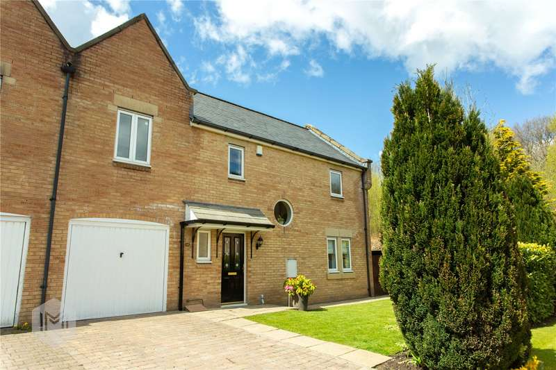 4 Bedrooms Semi Detached House for sale in Cottonfields, Eagley, Bolton, BL7