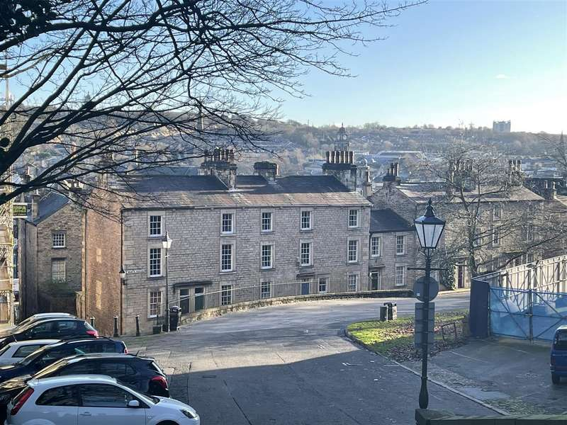 3 Bedrooms Terraced House for sale in St. Marys Parade, Lancaster - a fabulous period home in the Castle Precinct