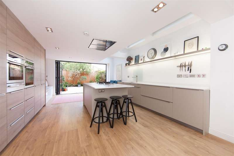4 Bedrooms Terraced House for sale in Duke Road, Chiswick, W4