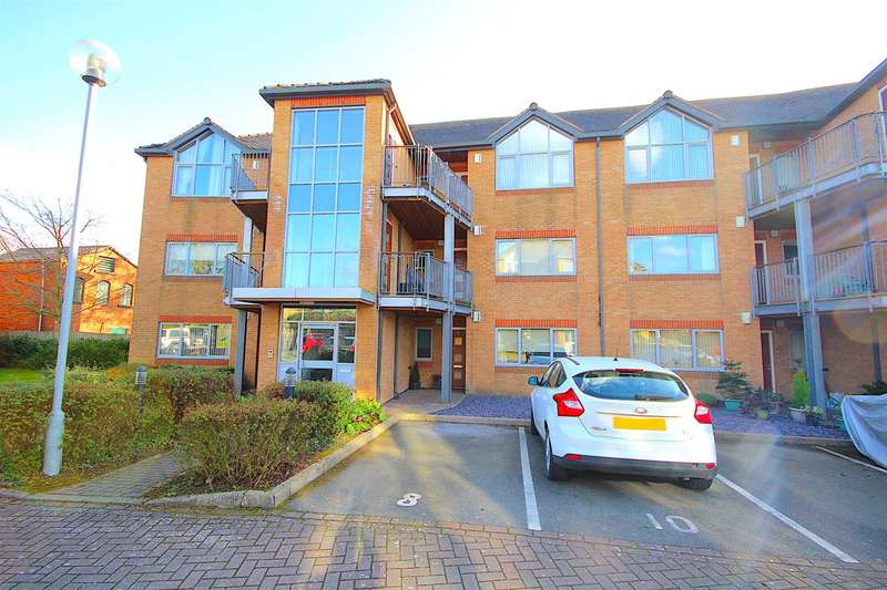 2 Bedrooms Flat for sale in Dudley Whenham Close, Syston