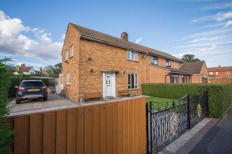 3 Bedrooms Semi Detached House for sale in Halton Holegate