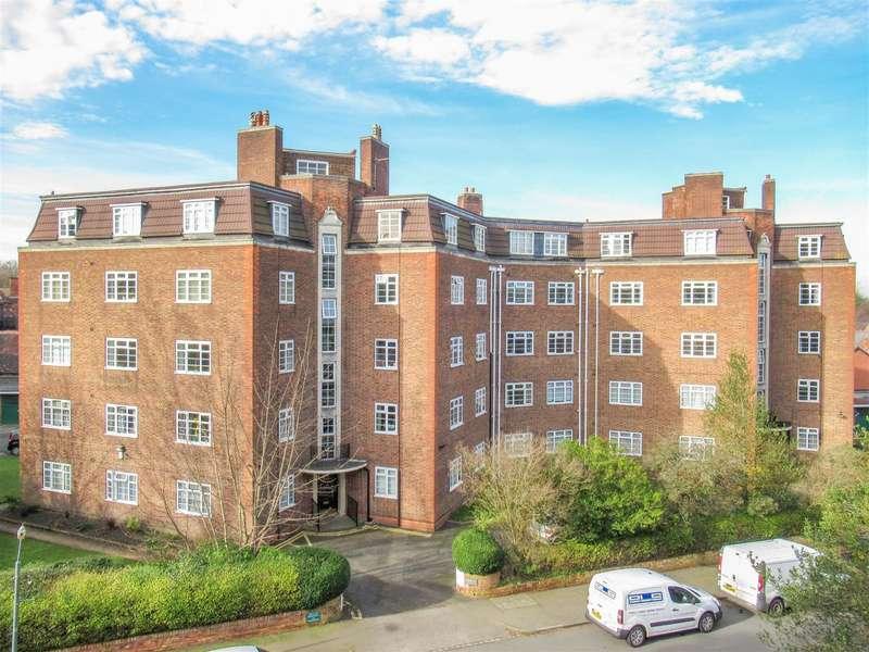 3 Bedrooms Flat for sale in Holly Road, Edgbaston, Birmingham