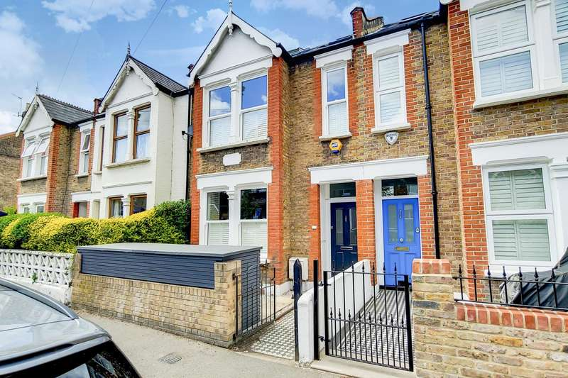 4 Bedrooms Terraced House for sale in Park Road, Colliers Wood