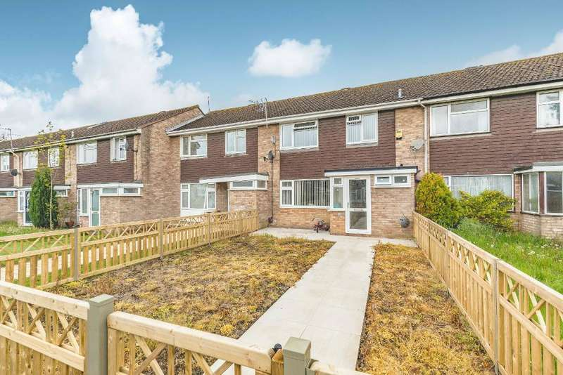 3 Bedrooms Terraced House for sale in Goodman Park, Slough, SL2 5NL