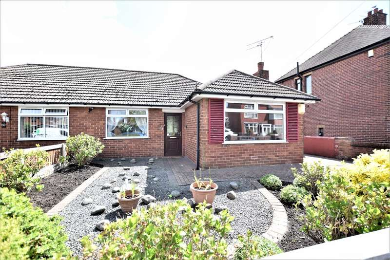 2 Bedrooms Semi Detached Bungalow for sale in Hathaway, Blackpool
