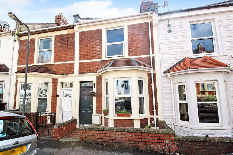 2 Bedrooms Property for sale in West View Road, Bedminster BS3