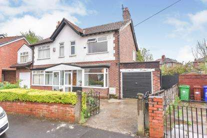 2 Bedrooms Semi Detached House for sale in Edgeworth Drive, Manchester, Greater Manchester