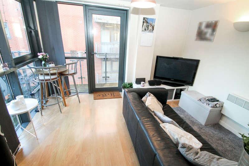 1 Bedroom Flat for rent in Velocity West, Leeds