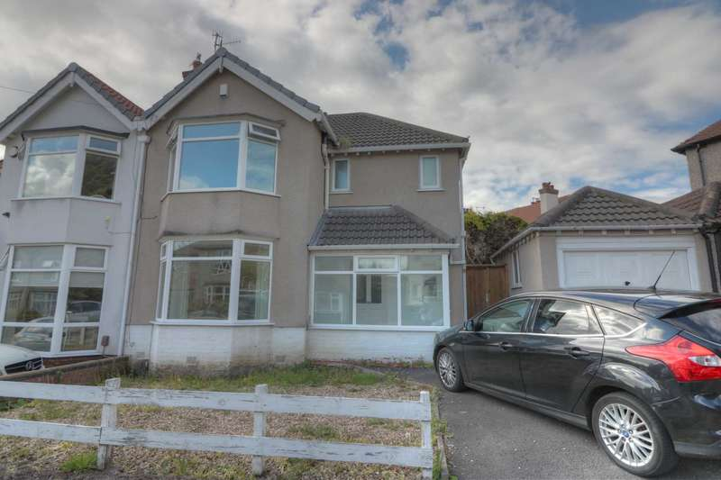 3 Bedrooms Semi Detached House for rent in Wembley Road, Mossley Hill