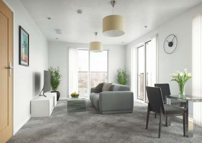 3 Bedrooms Apartment Flat for sale in Bridgewater Wharf, Ordsall Lane, Manchester, Greater Manchester, M5