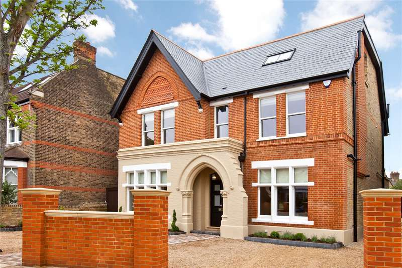 6 Bedrooms Detached House for sale in Woodville Road, Ealing, W5