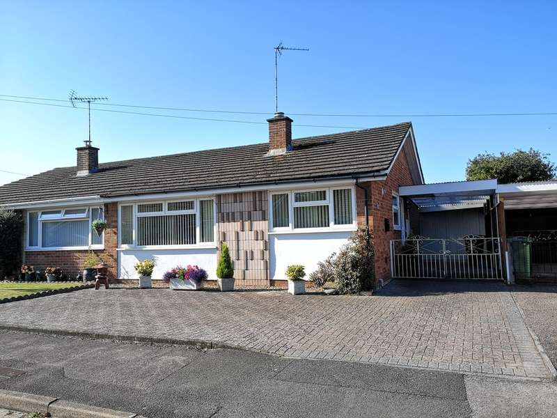 2 Bedrooms Bungalow for sale in Pitt Mill Gardens, Gloucester, GL3
