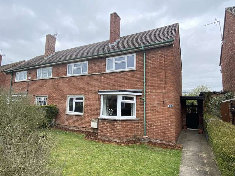 3 Bedrooms Semi Detached House for sale in Highfield Place, Gloucester, GL4