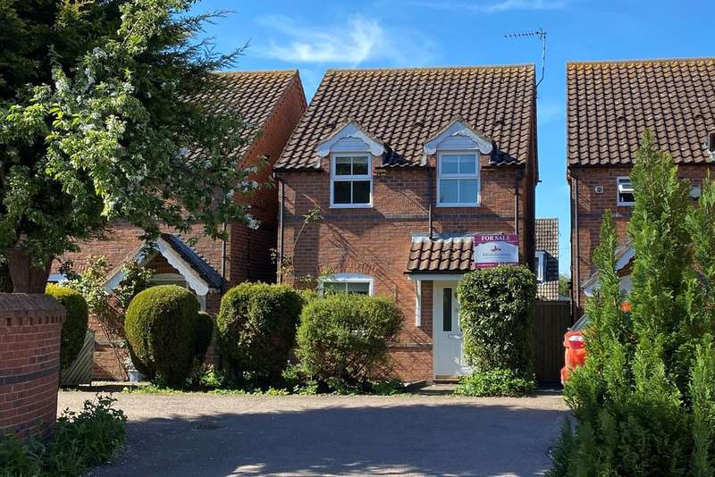 2 Bedrooms Detached House for sale in Dairy Lane, Hose