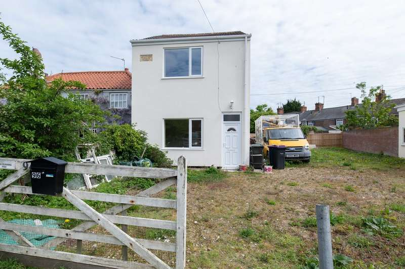3 Bedrooms Detached House for sale in Skirbeck Road, Boston