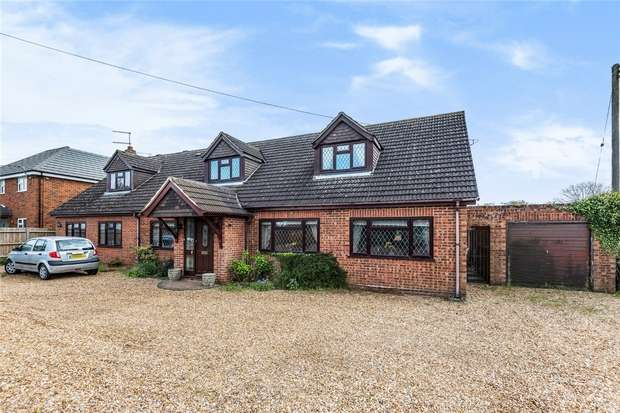 6 Bedrooms Chalet House for sale in Crawley Road, Cranfield, Bedford